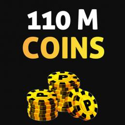 110 میلیون سکه 8Ball Pool