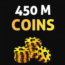 450 میلیون سکه 8Ball Pool
