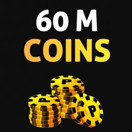 60 میلیون سکه 8Ball Pool