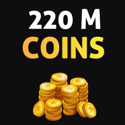 220 میلیون سکه Soccer Stars
