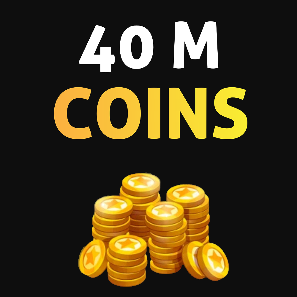 40 میلیون سکه Soccer Stars